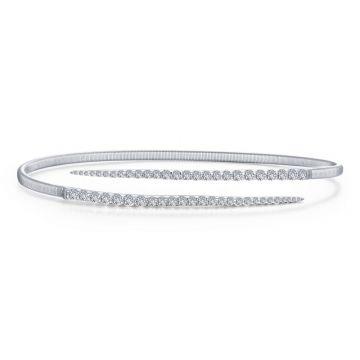 Lafonn Bypass Bangle Bracelet