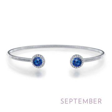 Lafonn September Birthstone Bracelet