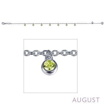 Lafonn August Birthstone Bracelet