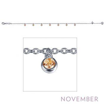 Lafonn November Birthstone Bracelet
