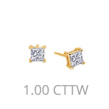 Lafonn Classic Diamond Earrings