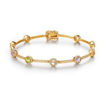 Lafonn Semi-precious Gemstone Bracelet