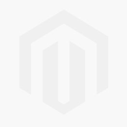 Allison Kaufman Two Tone 14k Gold Diamond 3 Stone Semi-Mount Engagement Ring