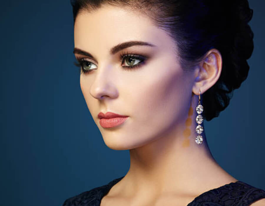 Diamond Earrings image