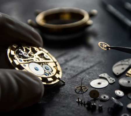 Watch Repair image